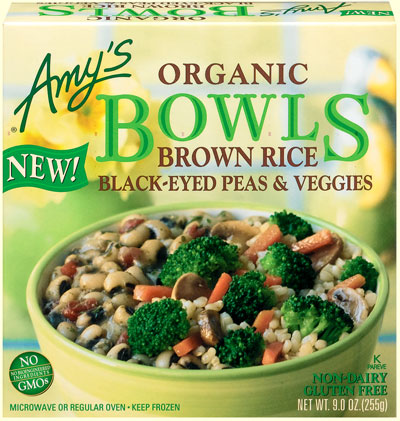 Post image for Amy's Frozen Foods Review Part 2